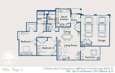 sewickley villa floorplan