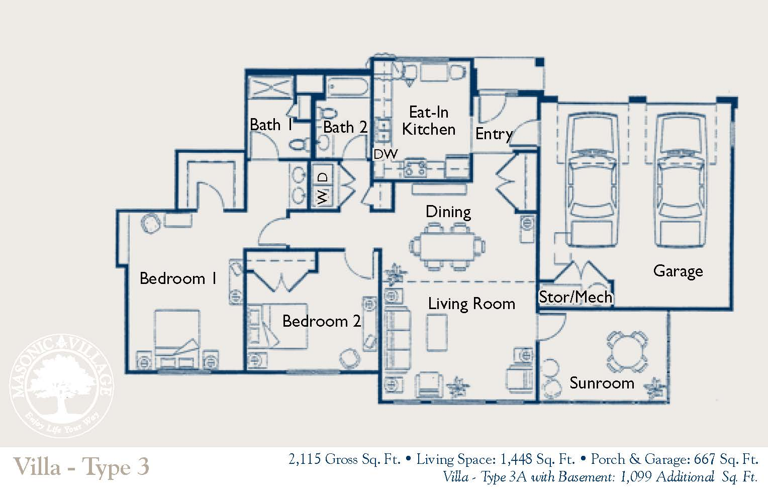 sewickley villa floorplan