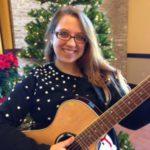 Olivia Sallavanti, music therapy intern