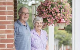 Birders Club - Anita and Lew Cressler