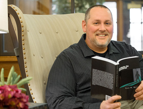 Masonic Village Employee Writes First Book