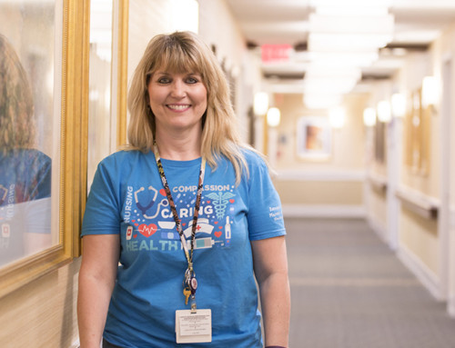 Nurses of Masonic Village: Tracy Shissler