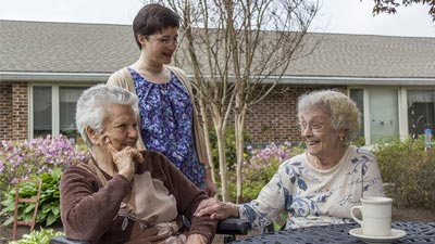 Personal Care at Masonic Village