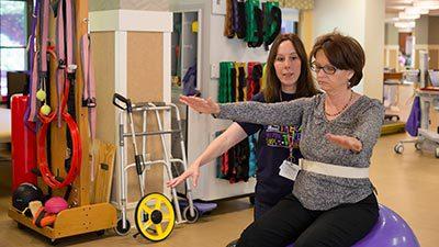 Clinical, Short-term Rehabilitation and Outpatient Services