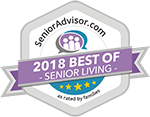 2018 Best of Senior Living by SeniorAdvisor.com
