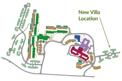 Masonic Village at Sewickley New Villa Location