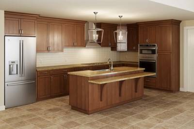 Sycamore Townhome Kitchen