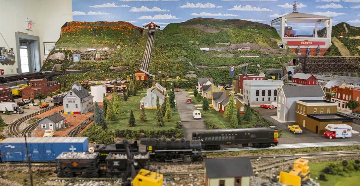 MV&E Model Railroad Club in Elizabethtown, PA