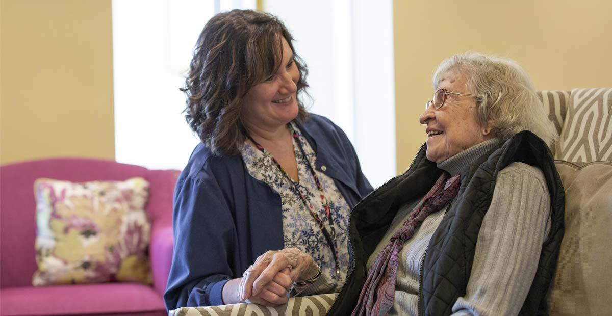 Long Term Care accommodations at Masonic Village in Elizabethtown, PA