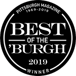 2019 Best of the 'Burgh Winner - Pittsburgh Magazine