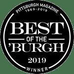 2019 Best of the 'Burgh Winner - Pittsburgh Magazine