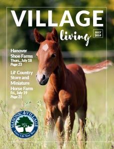 Elizabethtown Village Living - July, 2019