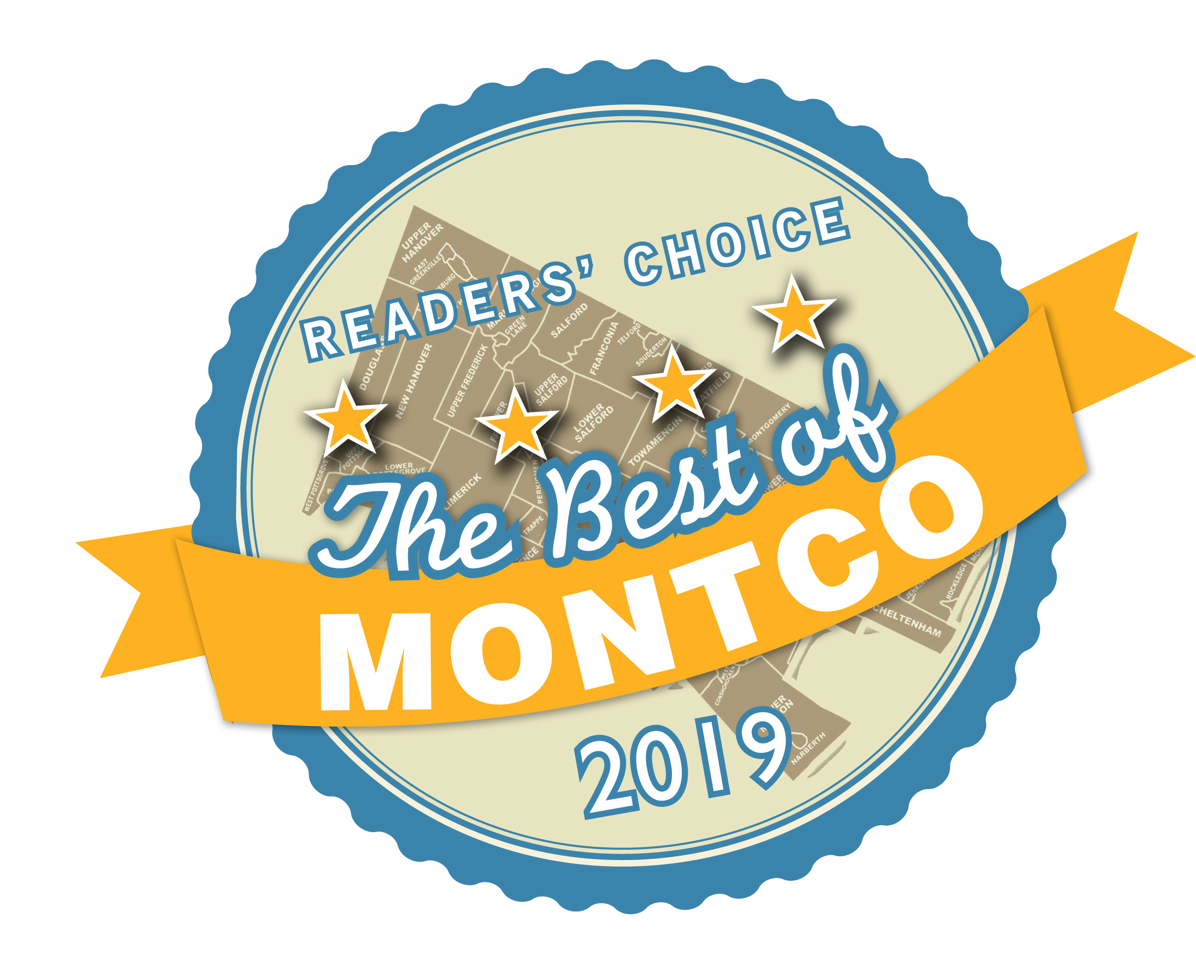 Best of Montco 2019 logo