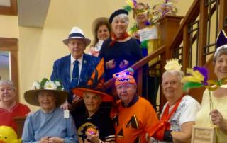 Members of the Resident Life Enrichment Advisory Council