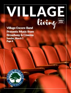 Elizabethtown Village Living - March, 2020