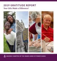 2019 Gratitude Report