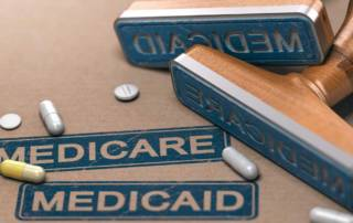 Medicare & Medicaid stamps