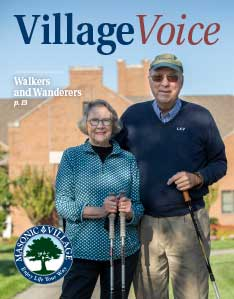 Village Voice - Winter 2021