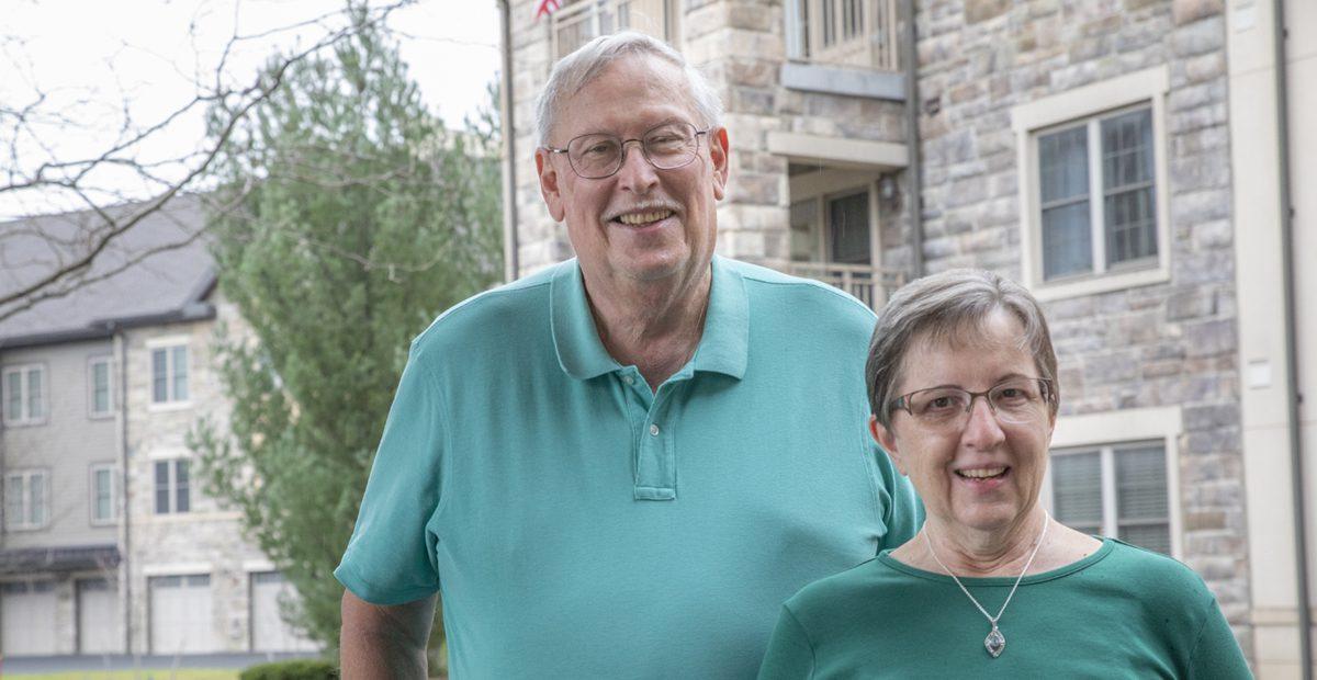 David and Janice Rohrbach
