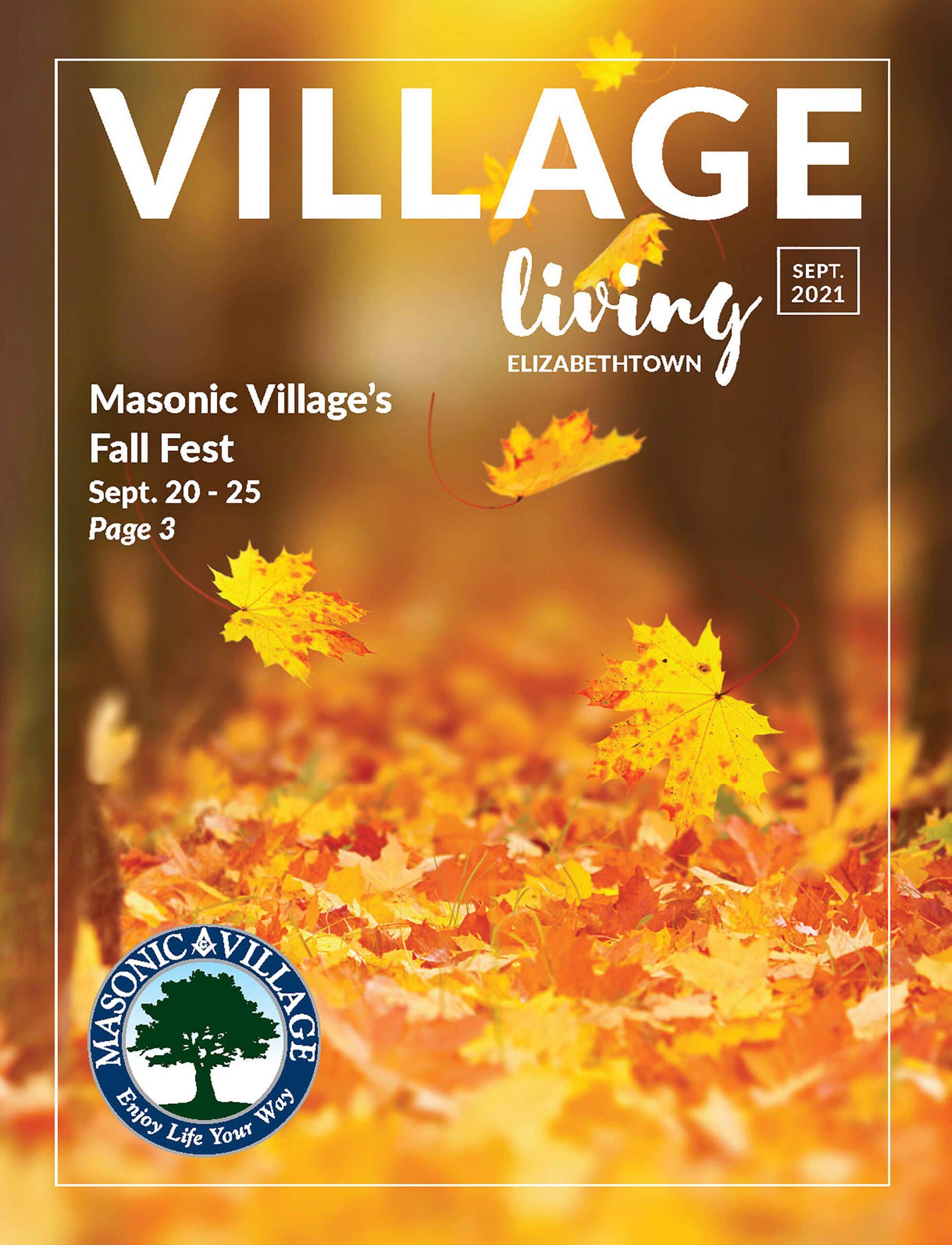 Elizabethtown Village Living - Sept 2021